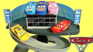 Disney CARS 3 Toys Florida Speedway Spiral playset from Disney Pixar Cars 3 Toys for Kids