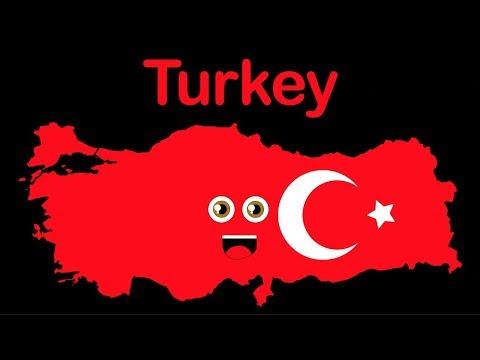 Turkey Geography/Country of Turkey