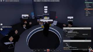 Roblox Area 47 -- The Cooperation of SCP Foundation and Chaos Insurgency