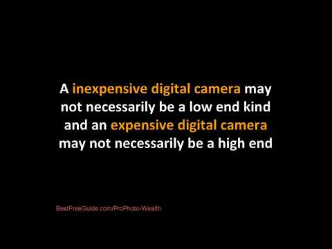 Photography Careers Jobs   Selecting The Correct Camera TIPS