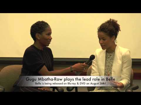 Jennifer Keitt Interviews Actress Gugu Mbatha-Raw Mp3