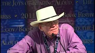 Repeat youtube video Jonathan Yardley: 2011 National Book Festival