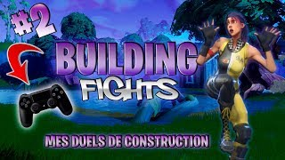 FORTNITE - MES DUELS DE CONSTRUCTION (BUILDFIGHTS) #2