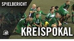 FV Bad Honnef – Siegburger SV 04 (Viertelfinale, Kreispokal Sieg)