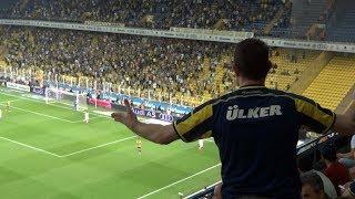 Alper Potuk'a sinirlenen taraftarımız [Fenerbahçe 3-2 Konyaspor]