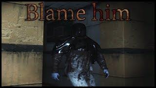 Blame Trash Bagged-Head Man | Blame Him - [Demo]