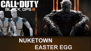 Black Ops 3: Nuketown Easter Egg #01 [Deutsch]