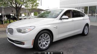 2011 BMW 550i Gran Turismo xDrive Start Up, Exhaust, and In Depth Tour(In this video I give a full in depth tour of the 2011 BMW 550i Gran Turismo xDrive. I take viewers on a close look through the interior and exterior of this vehicle ..., 2011-09-21T19:00:00.000Z)