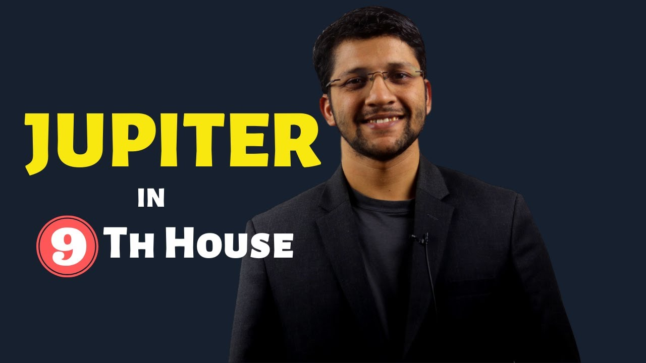 Jupiter in 9th house in astrology
