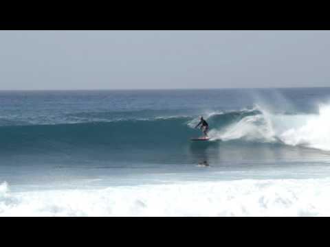 Punta Preta Surfing Cape Verde