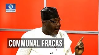 Analyst Blames Taraba Clashes On 'Nothing But Politics'