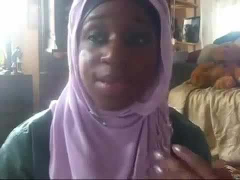 African American Teenager Reverted To Islam