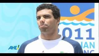 Baixar André Brasil - Natação Paraolímpica - AHE!