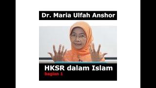 dr maria ulfah anshor m si hksr dalam islam