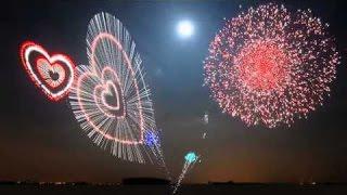 Bắn pháo hoa đẹp nhất thế giới - Bắn pháo bông tết đẹp - Happy New Year