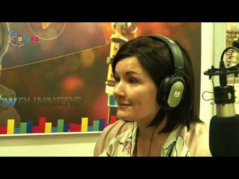 "COLORS ""City Of Liverpool Online Radio Station"" with Lee frater Microsoft interview"