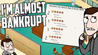 What If I Made A Better Game Company Than Paradox?! Game Dev Tycoon