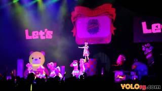 Kyary Pamyu Pamyu - Invader Invader インベーダーインベーダー Nanda Collection Tour LIVE in Singapore Mp3
