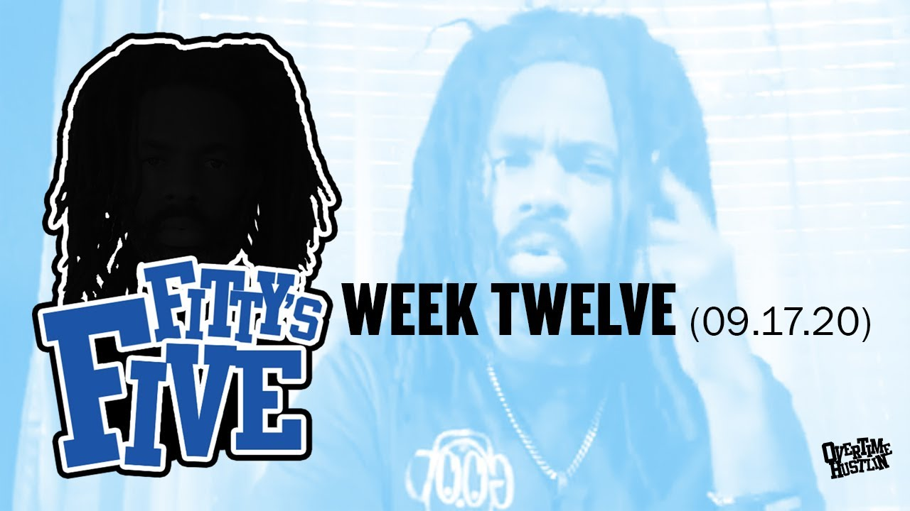 "Overtime Hustlin Presents ""Fitty's Five"" (Week 12) Hosted by Fitty The Ceaser"