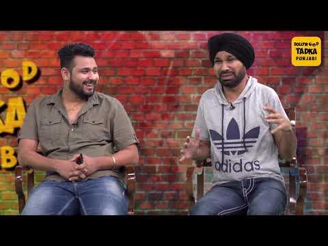 `Prahuna` Film ਦੇ Director Mohit Banwait ਤੇ Comedian Harby Sangha ਨਾਲ ਖਾਸ ਗੱਲਬਾਤ