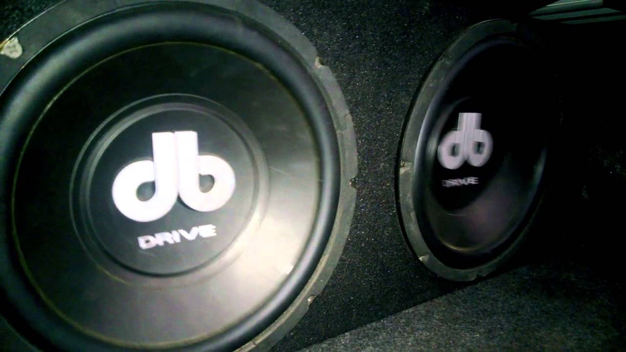 subwoofers db drive speed series subwoofers db drive speed series