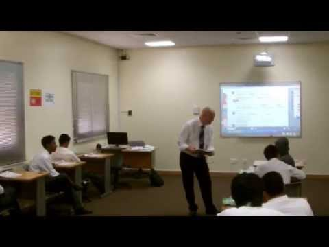 Teaching in Saudi Arabia - Max 2