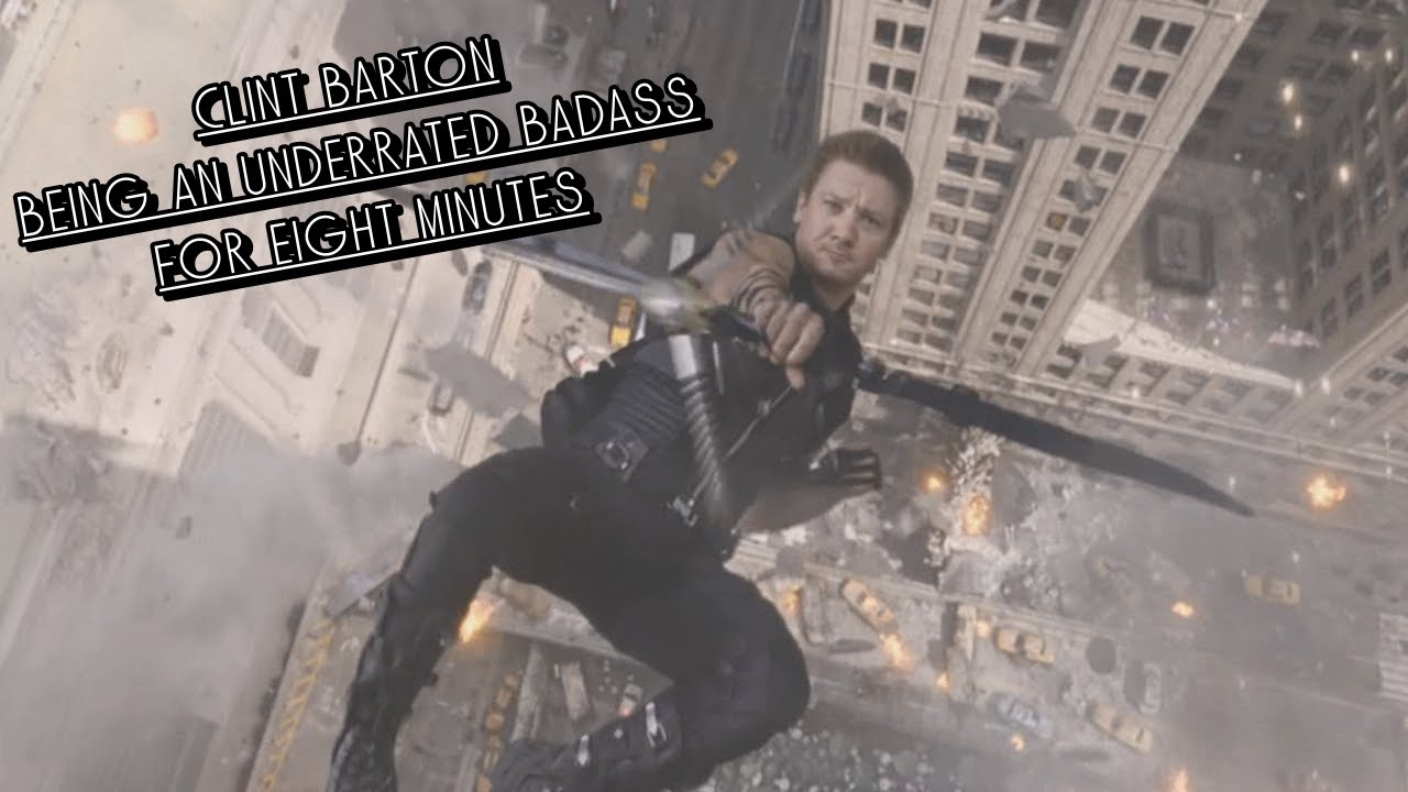 Download clint barton/hawkeye being an underrated badass for eight minutes