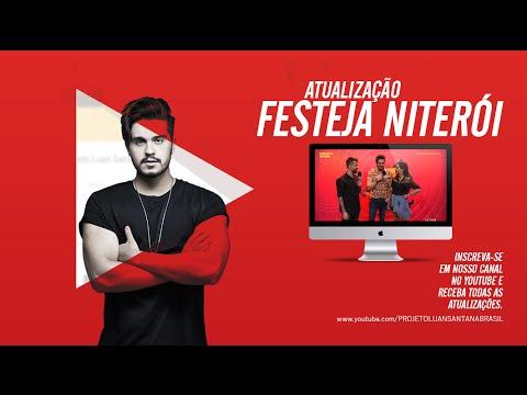 Luan Santana - Festeja Niterói - Entrevista Multishow 0309