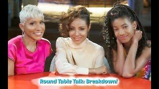 Siblings Talk: Jada Pinkett Smith Red Table Talk