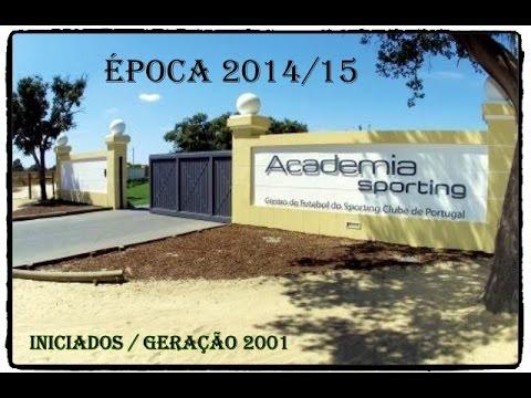 AC9 \ JOGO \ Sporting CP – 1 (vs) SL Olivais - 2  | 12 - ABR - 2015 |