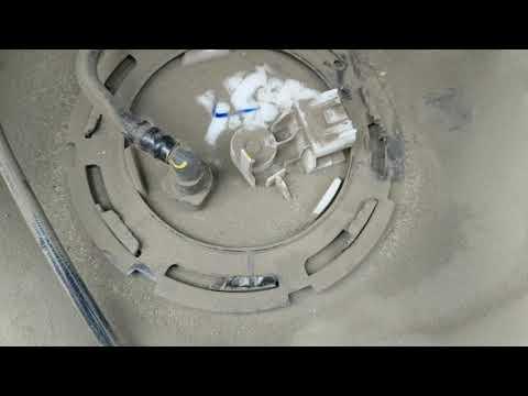 Замена сеточки бензонасоса на Шевроле Круз универсал 2013