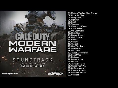 Call of Duty: Modern Warfare (Original Game Soundtrack) | Full Album