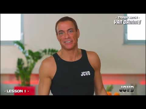 Train with Van Damme - Lesson 1 [1/5]