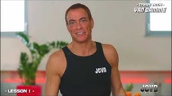 Train with Van Damme - Lesson 1 [1/4]