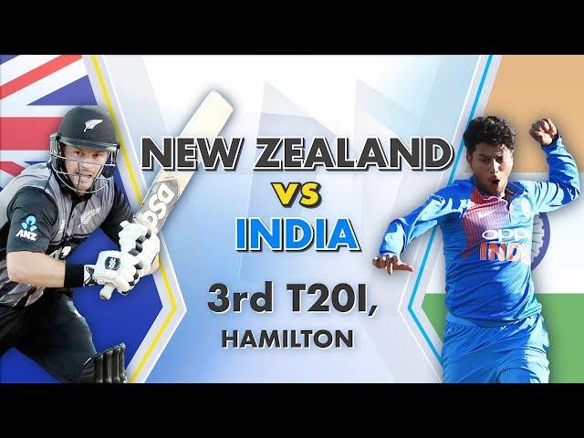 New Zealand vs India, 3rd T20I: Match Story