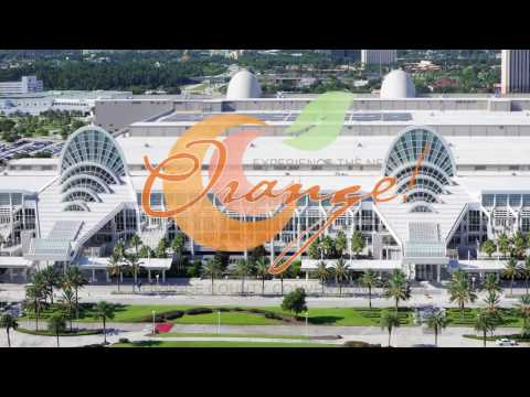 Experience the New Orange - What's new at the Orange County Convention Center