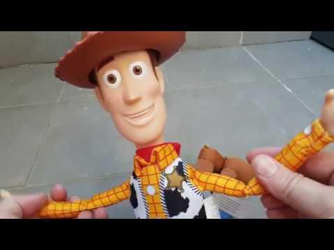 Woody de Toy Story 4, nuestro peluche favorito de Bizak, y habla  61234071