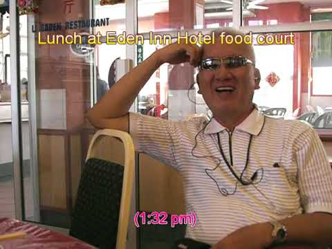 Malaysia Sarawak/Brunei Tour Day 15 沙撈越与汶莱游 (20 May 2009)