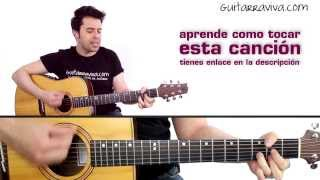 Como tocar I Want To Hold Your Hand BEATLES en guitarra COVER