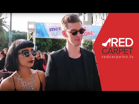 Interview with Natalia Kills and Willy Moon about the X Factor NZ