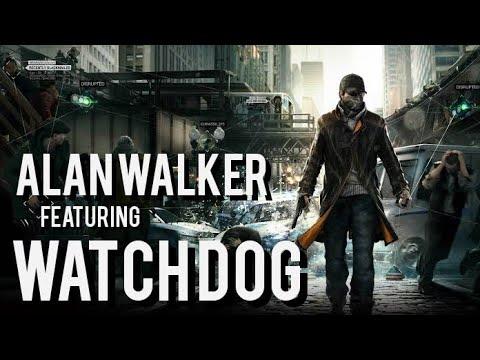 Alan Walker IS A HACKER - Faded - Watchdogs