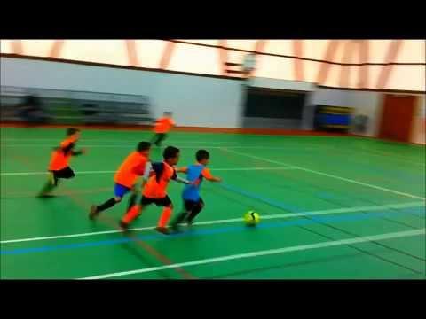 Kaïs 5 ans petit footballeur talentueux