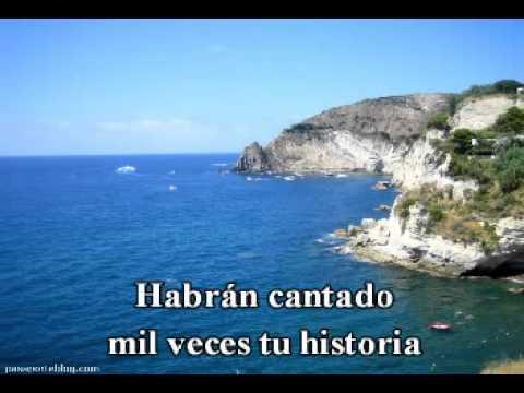 Mediterráneo. Canta: Alfredo Kraus