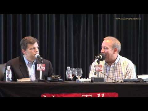 """Michael Gallagher and Douglas Brinkley Discuss """"The Notes"""" - May 9, 2011"""