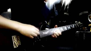 [Guitar Solo] Radwimps - スパークル Original ver (스파클, Sparkle) [君の名は。OST]