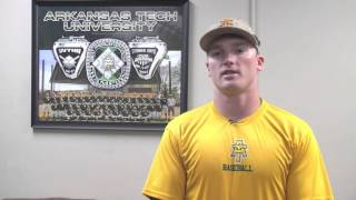 Josh Watkins - ATU Student-Athlete Of The Week 2/12/16