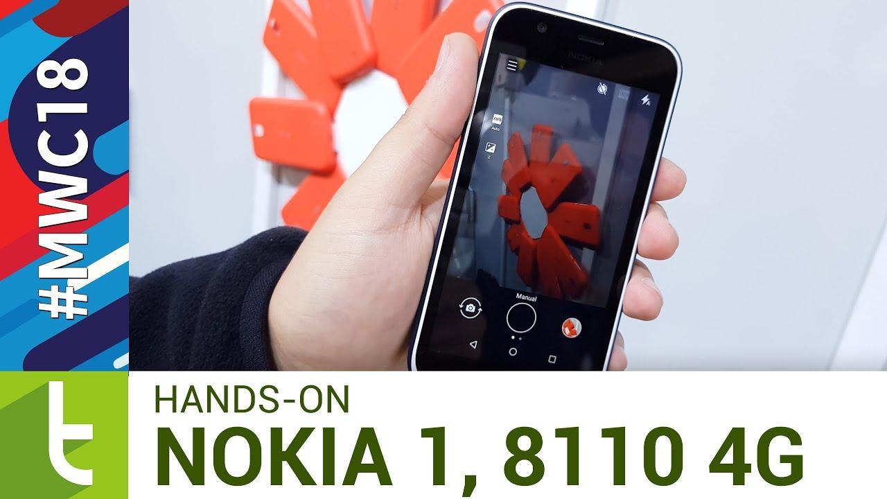 Nova atualização leva WhatsApp ao Nokia 8110 4G em todos os