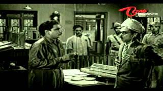 Allu Ramalingaiah Warns ANR - Comedy Scene