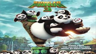 [Kung Fu Panda 3 Soundtrack] Try - Jay Chou & Patrick Brasca