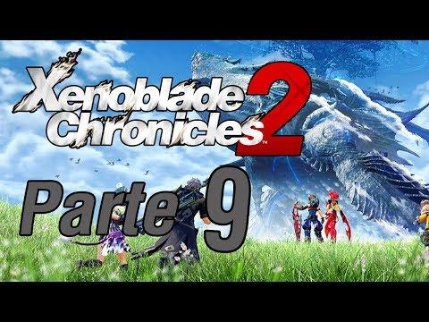 Xenoblade Chronicles 2   Parte 9   La vieja fábrica